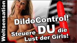 Dildo Control livesex